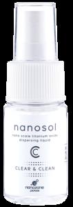 どこも抗菌|ナノゾーン|ナノソルcc30mlスプレータイプ