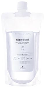 どこも抗菌 ナノゾーン ナノソルcc 1000mlレフィル