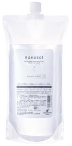 どこも抗菌 ナノゾーン ナノソルcc 300mlレフィル